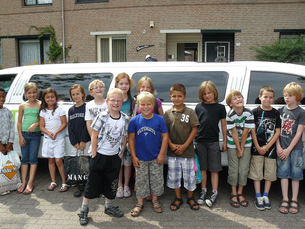 Limousine te huur bij limoparty.nl Utrecht